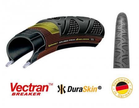 Cauciuc pliabil Continental Grand Prix 4 Seasons, 23-622 [2]