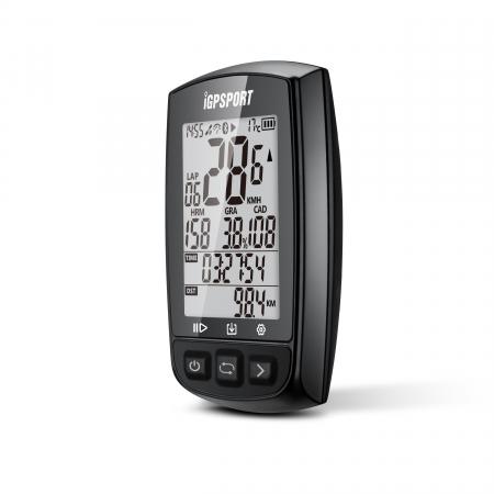 Ciclocomputer GPS iGPSPORT iGS50E [1]