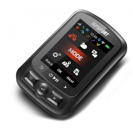 Ciclocomputer GPS iGPSPORT iGS620 [4]