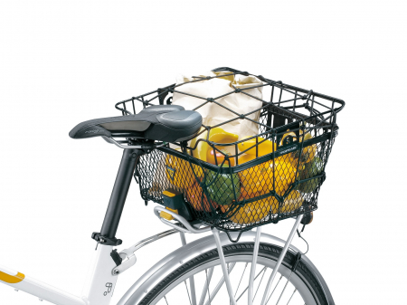 Cos metalic pentru bicicleta Topeak TB2005 MTX Quick Track, de spate, 23 litrii, Negru [1]