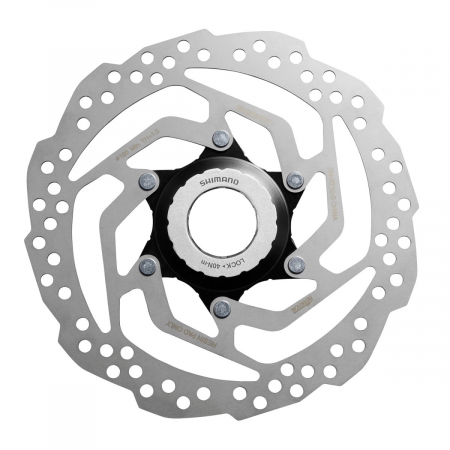Disc frana Shimano SM-RT10, center lock, 160mm [0]