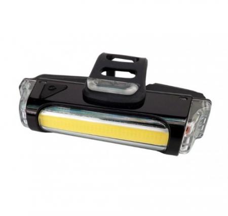 Lumina fata Infini Sword I-461W 30 leduri Cob cu acumulator incarcare usb, negru [1]