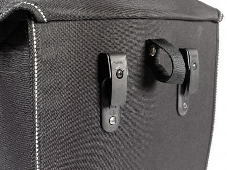 Geanta portbagaj XLC BA-S67, Negru/Gri [1]
