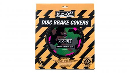 Huse Pentru Disc Muc-Off Disc Brake Cover Camo [1]