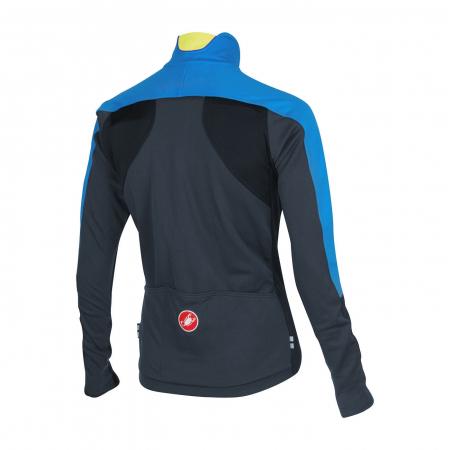 Jacheta de iarna Castelli Passo Giau, Albastru/Bleumarin, S [1]