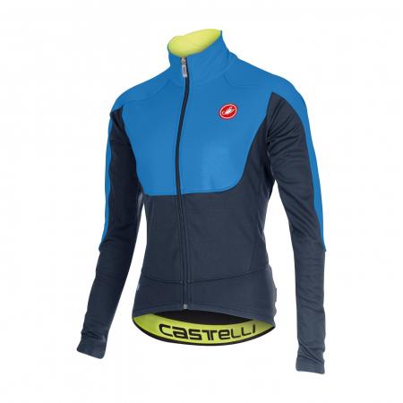 Jacheta de iarna Castelli Passo Giau, Albastru/Bleumarin, S [0]