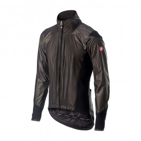 Jacheta de ploaie Castelli Idro PRO 2, Negru, S