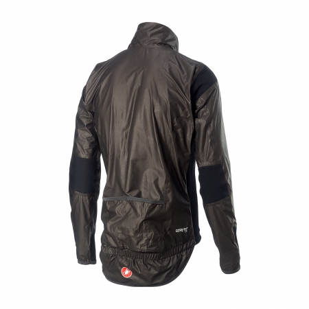 Jacheta de ploaie Castelli Idro PRO 2, Negru, S [1]