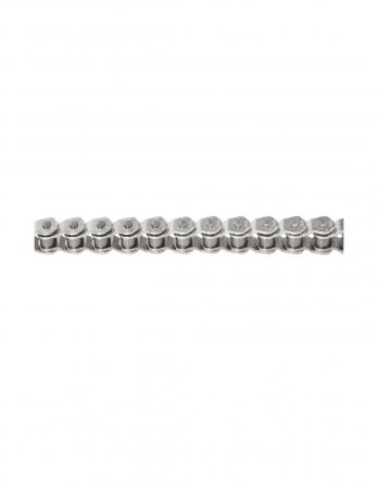 Lant half-link KMC HL-710 Silver, 1 viteza, 1/2'x1/8', 104L [0]