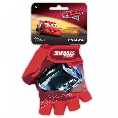 Manusi copii Seven Cars 3, rosu, S [1]