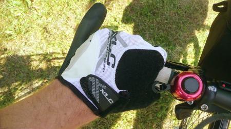 Manusi XLC Bike Gloves CG-S07, Alb/Negru, XS [1]