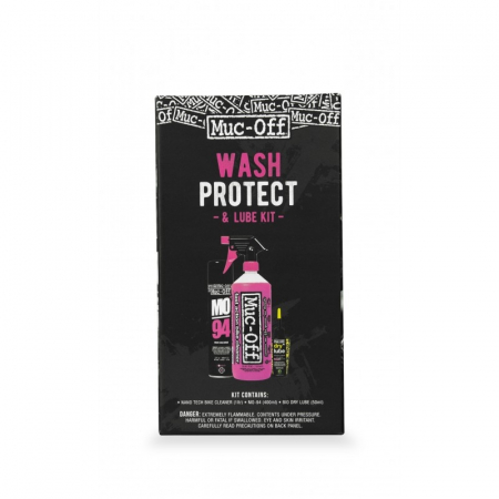 Muc-Off Wash Protect and Lube Kit (Dry Lube Version) [1]