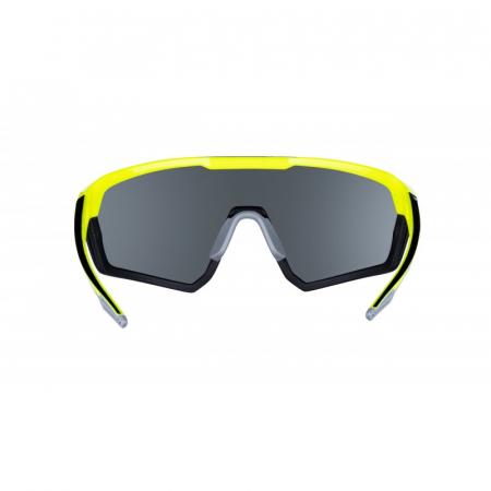 Ochelari Force Apex lentila negru contrast, fluo/negru [3]