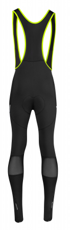 Pantaloni Force F58 cu bretele si bazon Negru-Gri XS [1]