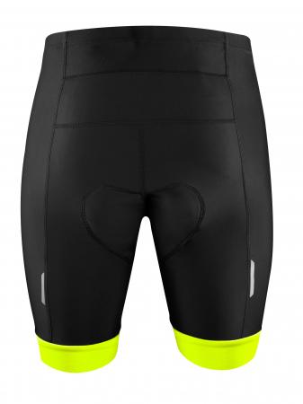 Pantaloni Force Kid cu bazon 140-153 cm negru/fluo [2]