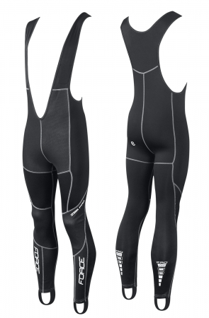 Pantaloni Force Windster Z68 PRO fara bazon negri XXL [3]