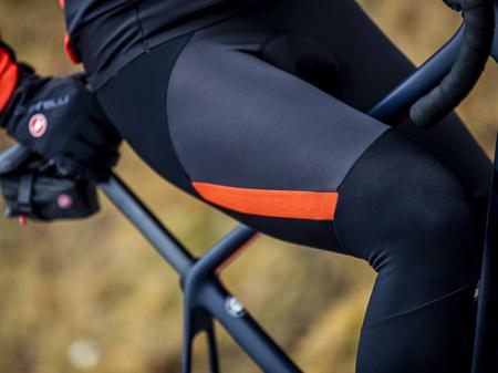 Pantaloni lungi cu bretele Castelli Sorpasso RoS, Negru XL [6]