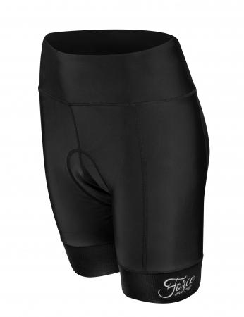 Pantaloni scurti cu bazon Force F Victory, negru, L [1]