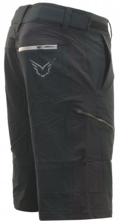 Pantaloni scurti Felt Baggy Short XC, Fara bazon, Gri, S [3]