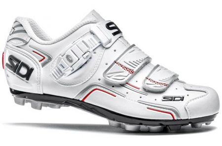 Pantofi ciclism SIDI Buvel, de MTB, Alb, 43.5 [0]