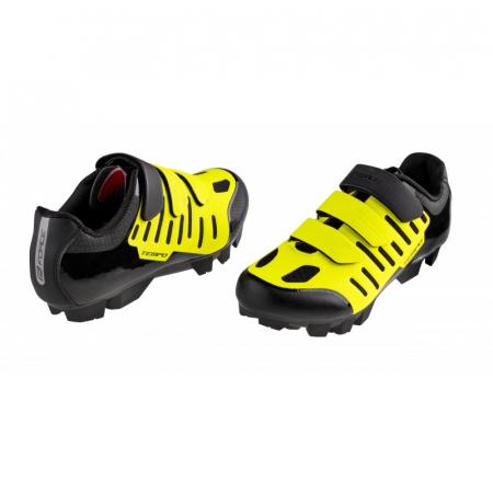 Pantofi Force MTB Tempo, fluo/negru, 39 [1]