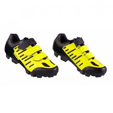 Pantofi Force MTB Tempo, fluo/negru, 39 [0]