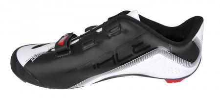 Pantofi Force Road Light Carbon alb/negru 46 [8]