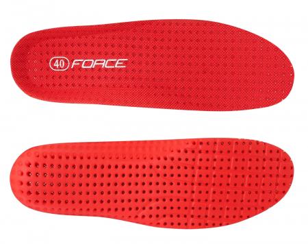 Pantofi Force Spike Road negru/alb 40 [4]