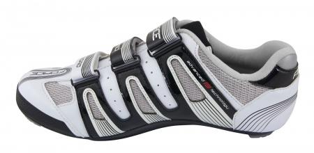 Pantofi Force Spike Road negru/alb 40 [2]