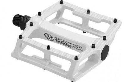 Pedale platforma Reverse Super Shape 3D, Alb [0]