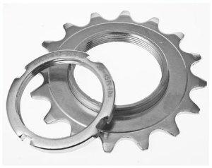 Pinion fix Dicta Fixie 1/8, cu lock ring, 14T [1]