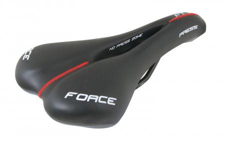 Sa bicicleta Force No Presure neagra [0]