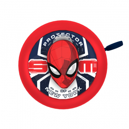 Sonerie Seven Metal Bell Spiderman [0]