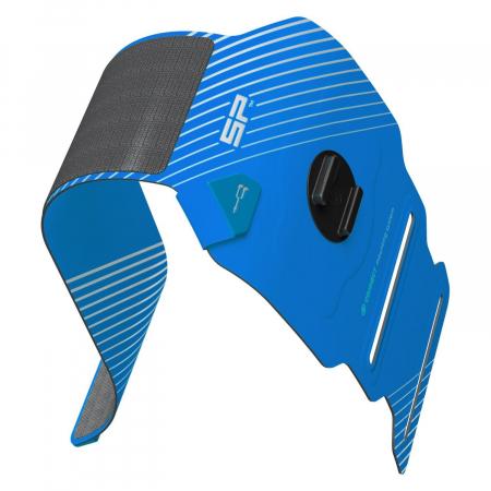 Centura brat pentru alergare SP Connect Running Band albastra [1]