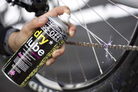 Spray Muc-Off Dry PTFE Chain Lube Aerosol 750ml [2]