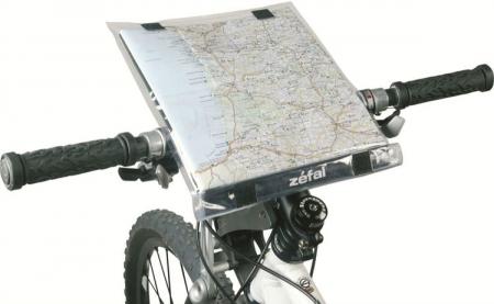 Suport harta pentru touring Zefal DooMap 245x245mm [3]
