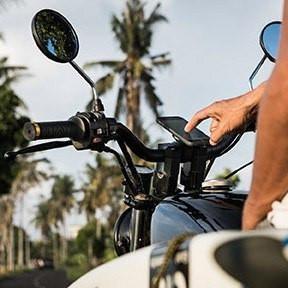 Suport Telefon SP Connect Bike Bundle 4 In 1 pt Samsung Galaxy S8+ [6]