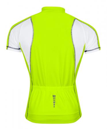 Tricou ciclism Force T10 negru/rosu XXL [4]
