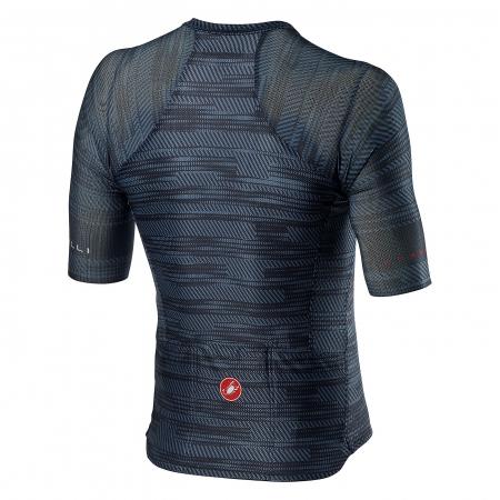 Tricou cu maneca scurta Castelli Climbers 3.0 Dark Steel Blue S [1]