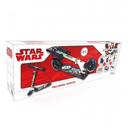 Trotineta copii Seven Star Wars Stormtrooper, 2 roti [3]