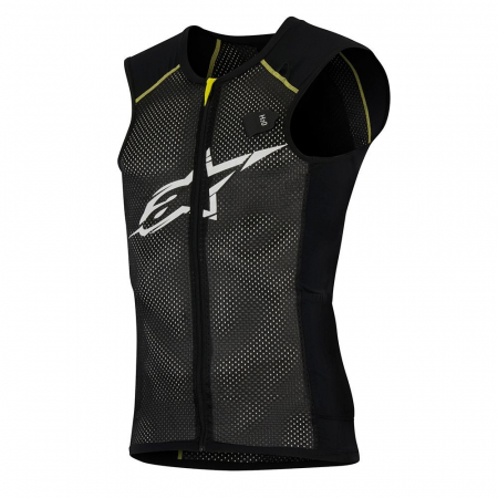 Vesta protectie Alpinestars Paragon Vest black/yellow XL [0]