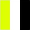 Bidon apa Force Savior 0.75l Fluo/Negru/alb