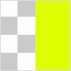 Bidon apa Force SKC Tufo 0.5l transparent/negru/galben fluo