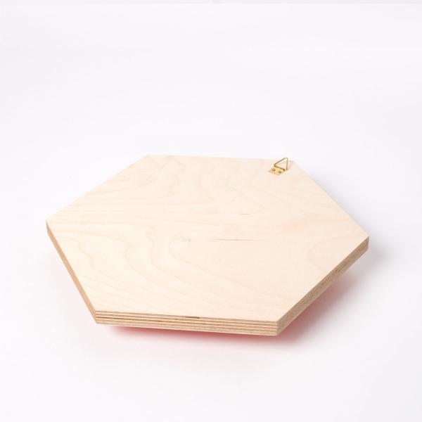 hexagon-alb-lemn-cu-plante-stabilizate 4