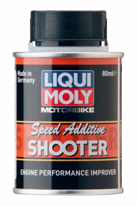Aditiv benzina moto, 4 timpi, Liqui Moly, Speed Shoot 0,08l 0