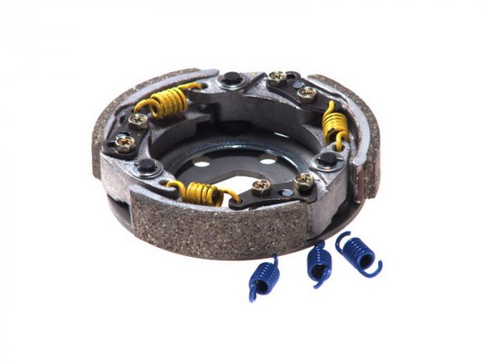 Ambreiaj centrifugal (107mm; Adjustable) DERBI ATLANTIS, GP1; GILERA D.N.A, RUNNER, RUNNER SP, STALKER, STORM; HONDA DIO, SA, SFX, SGX, SJ, X8R/ SZX; KYMCO BET&WIN, CX, DINK, DJ, DJW, DJX, DJY 50 dupa [0]
