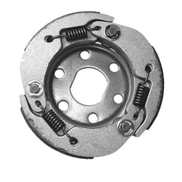 Ambreiaj centrifugal (107mm) DERBI ATLANTIS, GP1; GILERA D.N.A, RUNNER, RUNNER SP, STALKER, STORM; HONDA DIO, SA, SFX, SGX, SJ, X8R/ SZX; KYMCO BET&WIN, CX, DINK, DJ, DJW, DJX, DJY, HEROISM 50 dupa 19 [0]