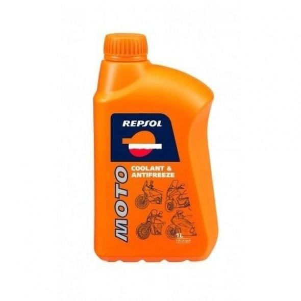 Antigel Coolant antifreeze 1L, Repsol 0