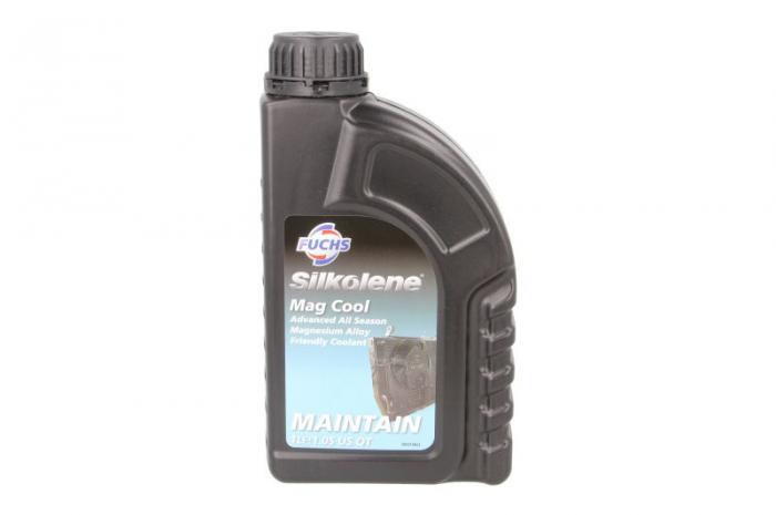 Antigel SILKOLENE MAG COOL 1l -40°C recomandat motoare cu elemente magneziu [0]