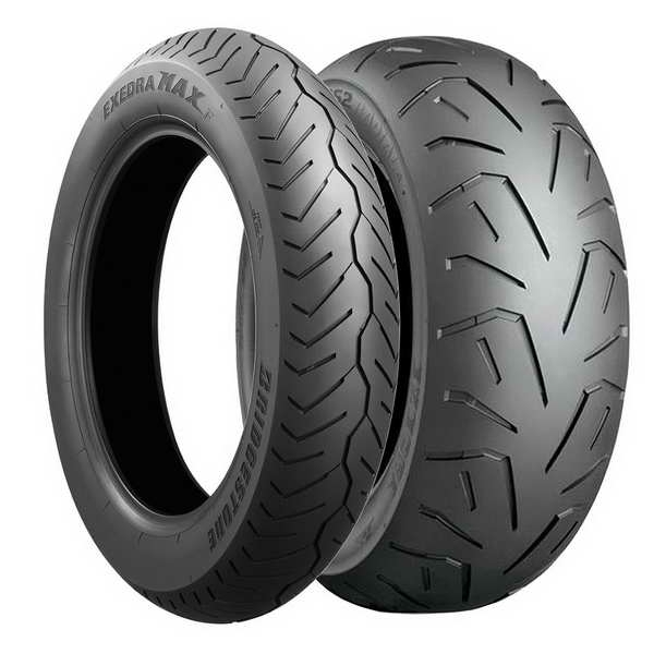 Anvelopa chopper/cruiser BRIDGESTONE 100/90-19 (57H) TT EXEDRA MAX, Diagonal 0